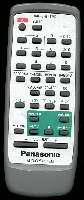 Panasonic rakch944wk Remote Controls