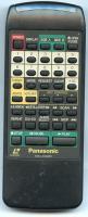 Panasonic raklx016wh Remote Controls
