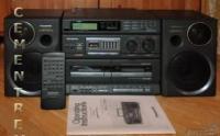 Panasonic rxct990 Remote Controls