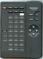 Panasonic tnq10487 Remote Controls