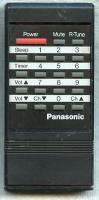 Panasonic tnq2405 Remote Controls