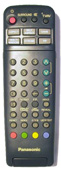 Panasonic tx28wg25x Remote Controls