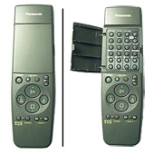 Panasonic veq1992 Remote Controls