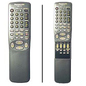 Panasonic veq2136 Remote Controls