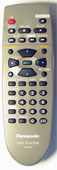 Panasonic veq2380 Remote Controls
