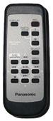 Panasonic veq3213 Remote Controls