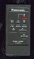 Panasonic vsqs0265 Remote Controls