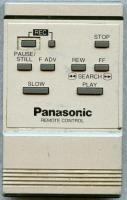 Panasonic vsqs0335 Remote Controls