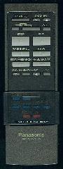 Panasonic vsqs0439 Remote Controls