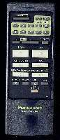 Panasonic vsqs0508 Remote Controls
