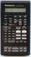 Panasonic vsqs0574 Remote Controls