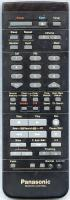 Panasonic vsqs1107 Remote Controls