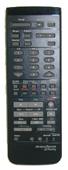 Panasonic vsqs1127 Remote Controls
