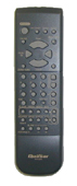 Panasonic vsqs1405 Remote Controls