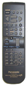 Panasonic vsqs1446 Remote Controls