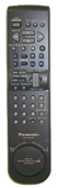 Panasonic vsqs1465 Remote Controls