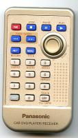 Panasonic yefx9992510 Remote Controls