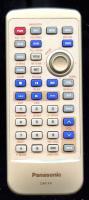 Panasonic yefx9992827 Remote Controls