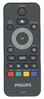 PHILIPS NC271UL Remote Controls