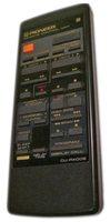 PIONEER curx008 Remote Controls