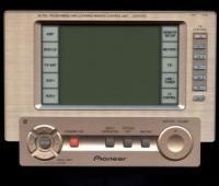 PIONEER axd7255 Remote Controls