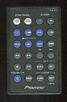 PIONEER axd7271 Remote Controls
