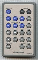 PIONEER axd7306 Remote Controls