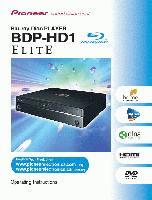 PIONEER bdphd1om Operating Manuals
