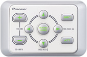 PIONEER cdmr70 Remote Controls