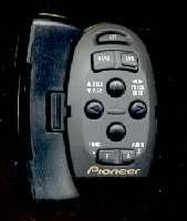 PIONEER steeringwheel Remote Controls
