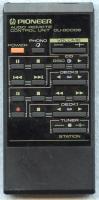 PIONEER cudc006 Remote Controls