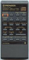 PIONEER cupd039 Remote Controls