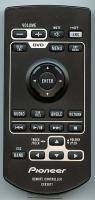 PIONEER cxe3877 Remote Controls