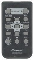 PIONEER cxe9605 Remote Controls