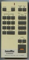 PIONEER ru8210 Remote Controls