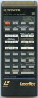 PIONEER cucld009 Remote Controls