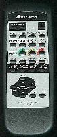 PIONEER cuxr048 Remote Controls
