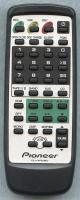 PIONEER cuxr060 Remote Controls