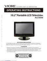 VIORE PLC10V49OM Operating Manuals