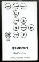 Polaroid IDF0560 Remote Controls