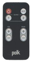 polkaudio RE12081 Remote Controls