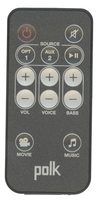 polkaudio re69151 Remote Controls
