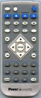 POWER ACOUSTIK RCNN209 Remote Controls