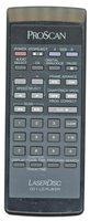 Proscan-RCA 203538 Remote Controls