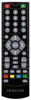 Proscan pled2243ai Remote Controls
