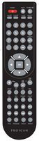 Proscan pledv1948a Remote Controls
