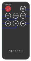 Proscan PSB3200FDPLrem Remote Controls