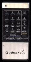 Quasar TR15 Remote Controls