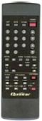 Quasar EUR50728 Remote Controls