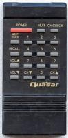 Quasar TNQ2406 Remote Controls